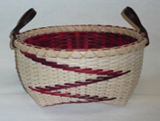 Church's Oval Double Wall Basket